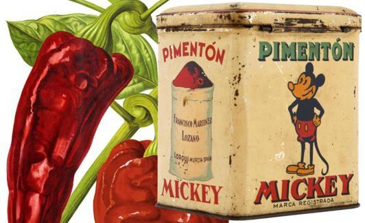 mickey y el pimenton