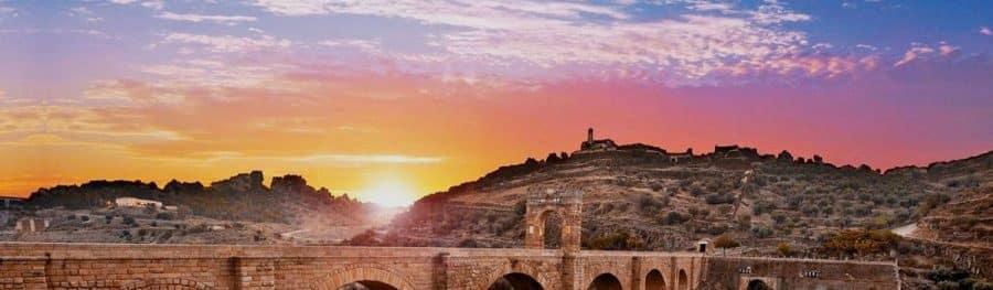 Viajar a Cáceres