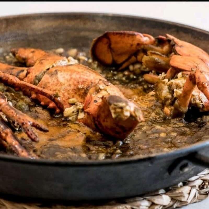receta de arroz con bovagante